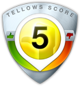 tellows Classificação para  212541549 : Score 5