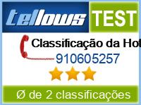tellows Bewertung 910605257
