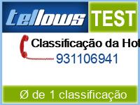 tellows Bewertung 931106941