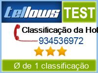 tellows Bewertung 934536972